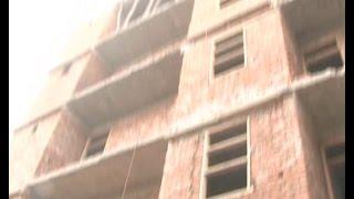गुरुग्राम में नियमों की उड़ी धज्जियां, सील होने के बावजूद बनी 4 मंजिला इमारत