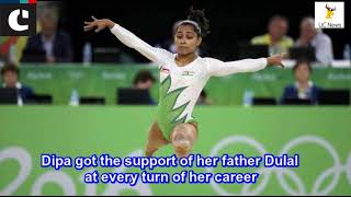 Dipa Karmakar- First female Indian gymnast