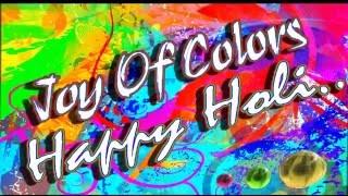 Happy Holi 2016 - Latest Holi wishes, SMS, Greetings