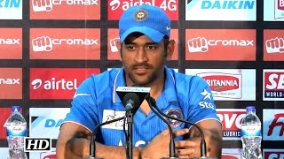 IND vs UAE Asia Cup: Dhoni Happy With Team Performance