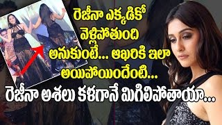 Regina Cassandra To Make Her Bollywood Debut With Aankhen 2? | Anees Bazmee | Nakshatram Movie