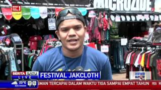 Jakcloth New Year Carnival Jakarta