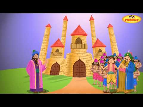 Aladdin And The Magic Lamp - Part 04