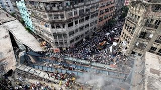 Kolkata Flyover Collapse- Police seals IVRCL office, hunt on for absconding officials - News Video