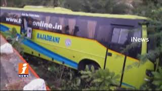 EX MLA Katta Venkata Narasaiah and 25 Injured in Two mishaps in Paleru Of Khammam | iNews