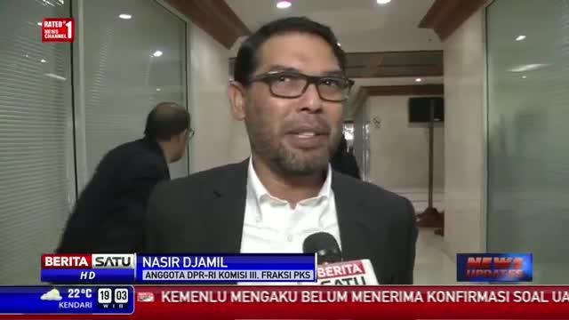 Nasir Djamil Sebut Tunjangan Anggota DPR Belum Layak Naik