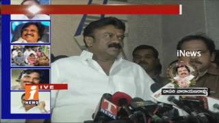 Talasani Srinivas Yadav Express Condolence To Dasari Narayana Rao Death In KIMS Hospital   iNews