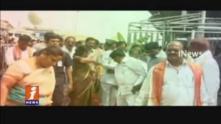 Huge Devotees Visits Sri Parvathi Jadala Ramalingeswara Swamy Temple On Amavasya | iNews