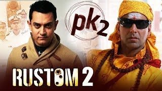 Aamir Khan To REMAKE Akshay Kumar's RUSTOM, Akshay To Star In Aamir Khan's PK Remake