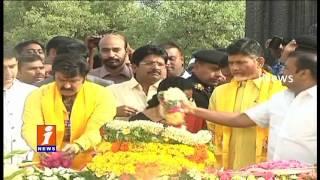 Conduct NTR Death Anniversary In Telangana | TTDP Leaders Demands | iNews