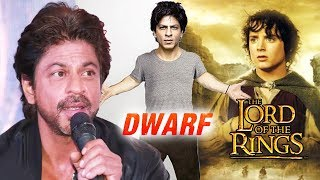 Shahrukh To Use Lord Of The Rings Technology For His DWARF Film
