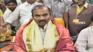 Prathipati Pulla Rao Takes Charge As AP Civil Supplies Minister    Amaravati   iNews