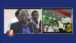 TDP MP Maganti Babu Sensational Comments On Kancha Ilaiah Over Book On Arya Vysyas   iNews
