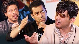 KRK's Controversial Statement Against Shahrukh, Salman, Aamir
