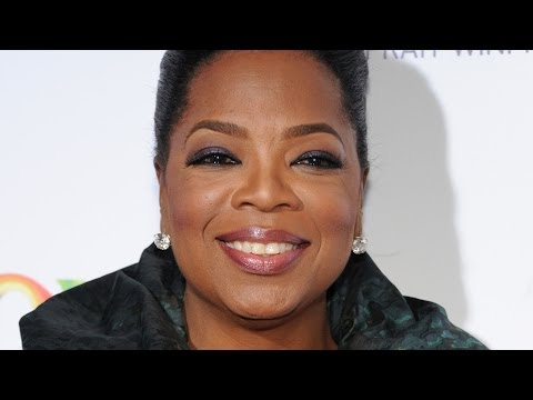 Oprah Suddenly Cancels 60th Birthday Party