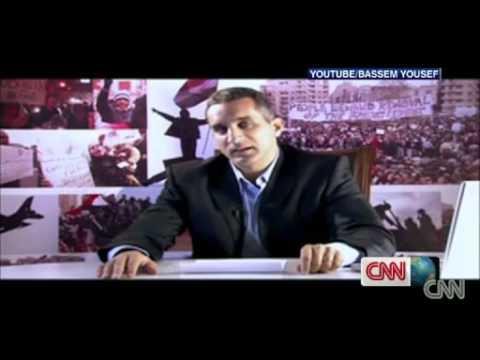 Egypt controversial satirist returns News Video