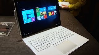 Microsoft's Surface Book isn't a typical laptop
