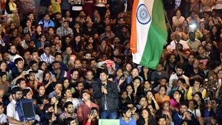 We want 'Azadi' in India, not 'Azadi' from India: Kanhaiya Kumar's speech after release from jail