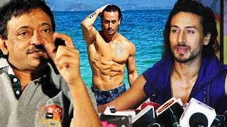 Ramu Calls Tiger Shroff TRANSGENDER, Tiger Shroff Gives FITTING REPLY