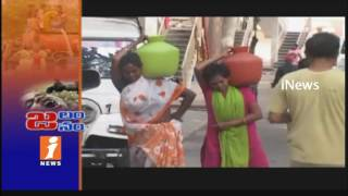 Heavy Water Crisis In Andhra Pradesh   Summer Effect   iNews
