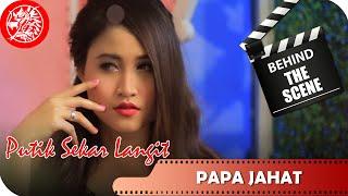 Putik Sekar Langit - Behind The Scene Video Klip Papa Jahat - Nagaswara