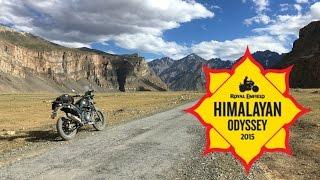 Himalayan Odyssey 2016