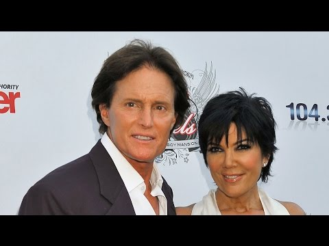 Bruce Jenner is 'Extremely Happy' to Be Divorcing Kris Jenner