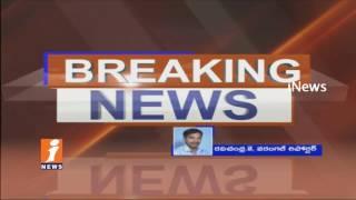 Kadiyam Srihari Falls Ill Due To Sunstroke During TS Formation Day Speech   Warangal   iNews