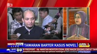 Dialog: Tawaran Barter Kasus Novel #1