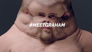 This Is How You Need To Look To Survive A Car Crash #MeetGraham