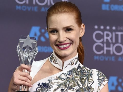 Critics' Choice Awards Get Political News Video