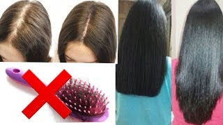 How to Grow Long Thick Hair & STOP Hair Fall | DIY Hair Tonic | World's Best Hair Growth Remedy