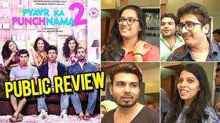 Pyaar Ka Punchnama Public Review | Kartik Aaryan, Nushrat Bharucha, Sunny Singh & Sonali Sehgal