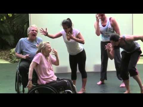 Dancers With Disabilities Featured in Fla. Troup News Video