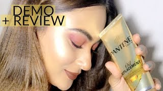 PANTENE PRO V OIL REPLACEMENT REVIEW