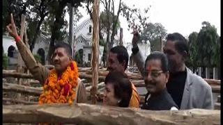 बीजेपी प्रत्याशी का बयान,  कहा- 11 मार्च के बाद बीजेपी कार्यकर्ताओं के घर से चलेंगे थाने