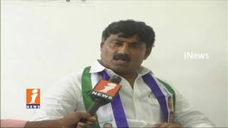 YCP Ravindranath Reddy Face To Face On National Highway Tollgate Issues In Chennur |Kadapa| iNews