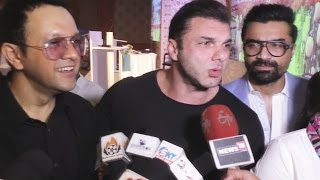 Salman's Brother Sohail Khan LASHES OUT At Reporter In Public