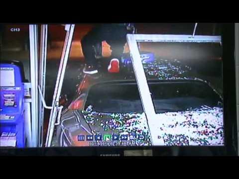 Brazen Beer Theft Caught on Tape in Houston News Video