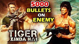 Salman's Tiger Zinda Hai Is Rambo Of Bollywood, Salman Khan's Action Stunt In Tiger Zinda Hai