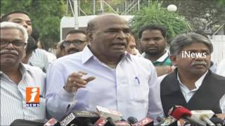 Opposition Parties Complainant To Governor Over Dharna Chowk Shifting | Hyderabad | iNews