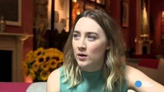 Saoirse Ronan and her new movie 'Brooklyn'