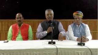 बीजेपी को मिला बहुमत तो बनेगा राम मंदिर- बीपी सिंह
