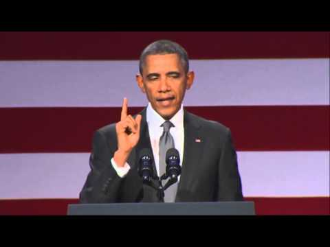 Obama- Health Insurance Enrollment at 4 Million News Video