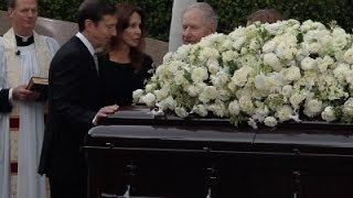 Nancy Reagan Remembered at Funeral