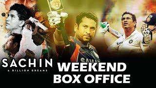 Sachin A Billion Dreams WEEKEND BOX OFFICE Collection - MASSIVE Collection
