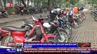 Ahok Bantah Berlakukan Pelarangan Sepeda Motor 1 Mei 2016