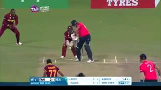 Joe root innings West indies vs England 3th April 2016: T20 World Cup 2016