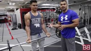 BBRT #23- Complete FOREARMS WORKOUT for BEGINNERS! (Hindi / Punjabi)