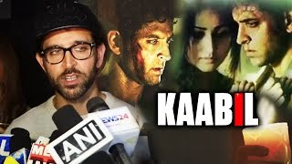 KAABIL - Hrithik Roshan Gets EMOTIONAL By COMPLIMENTS & FANS LOVE